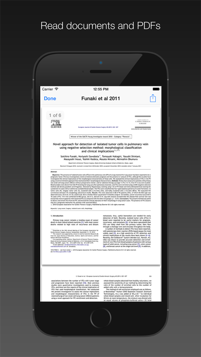 PubMed On Tap Screenshot