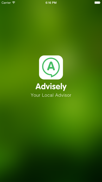 Advisely - Local Community Q&A 用于PC