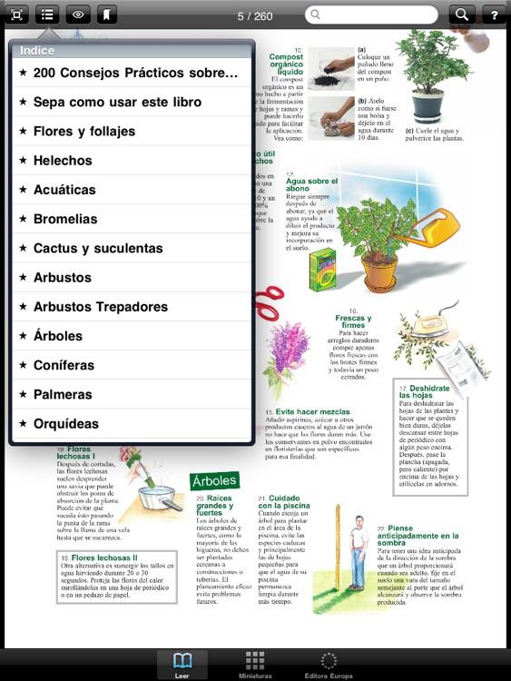 1001 Plantas y Flores