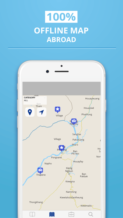Laos - Travel Guide & Offline Maps screenshot four