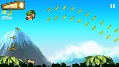 Screenshot for Banana Kong in Ecuador App Store