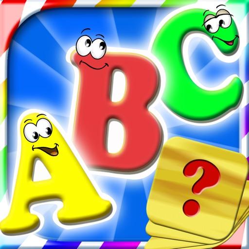 ABC Cards - Alphabet 123 Memory Card Match