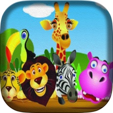Activities of Animals-Kids Learning Memory