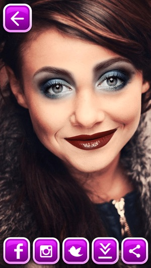 Makeup Salon Photo Editor: Makeover App for Girls on the App Store