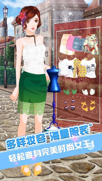 公主的化妆舞会-甜心公主的梦想衣橱,女生换装养成游戏