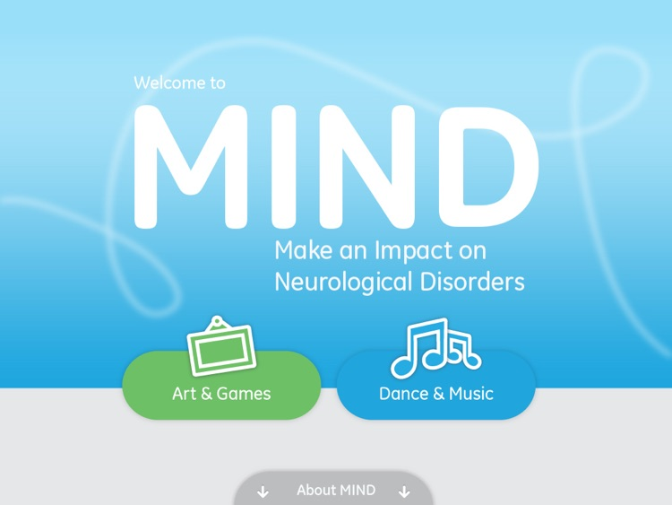 MIND App for Alzheimer's, Parkinson's & essential