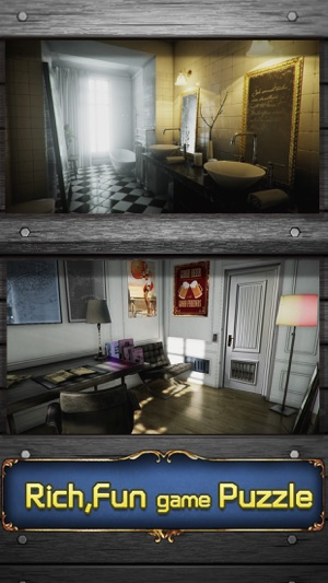 room escape: the doors and rooms escape out 1!! on the App Store
