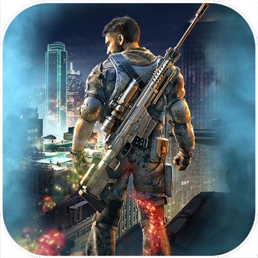 Contract Sniper Shooter : 3D Action Game