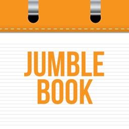 JumbleBook - Free Secure Notes