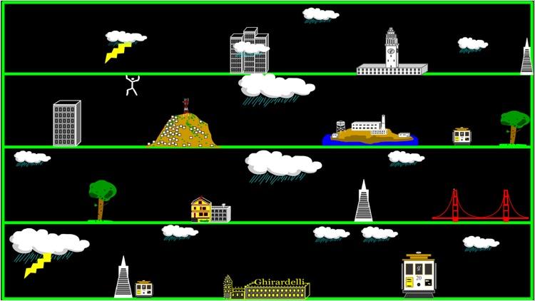City Jumper Lite screenshot-4