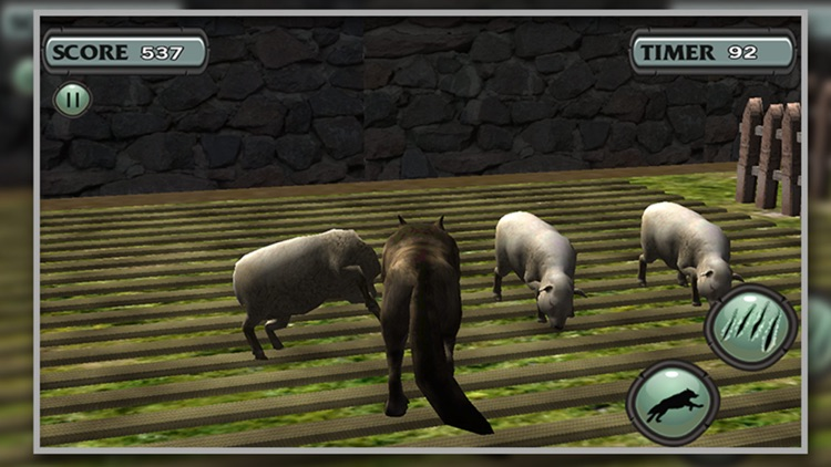 Wolf Simulator Arctic Wolves screenshot-2