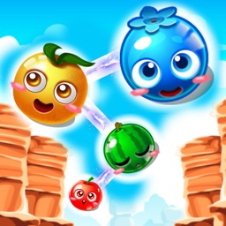 Candy Fruits Mania - Garden Juicy Splash