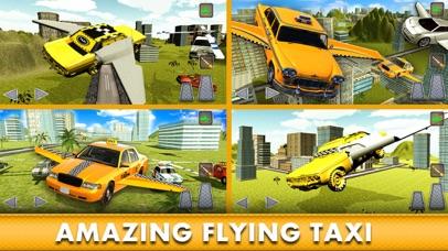 Flying Cab Yellow Taxi Flight Simulator F16 Carang - App