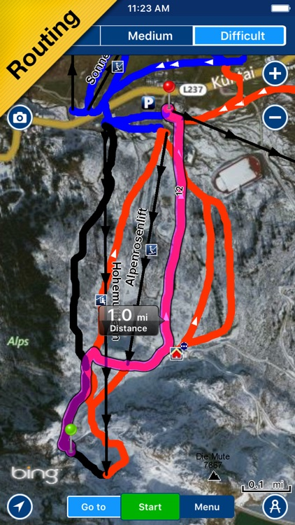 NAVIONICS SKI screenshot-3