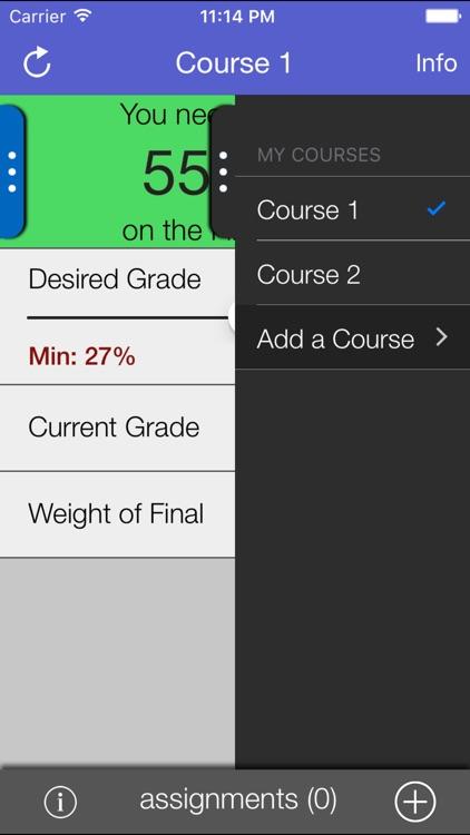 Grade Calculator by MES