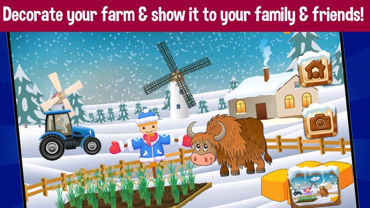 Santa's Little Farm Helper screenshot-4
