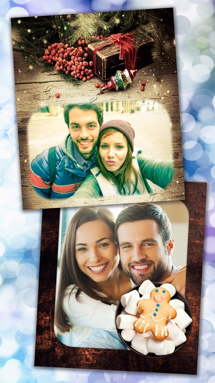 New Christmas Photo Frames & Picture Editor - Pro screenshot-3