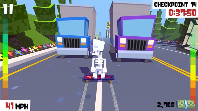 Star Skater Screenshot
