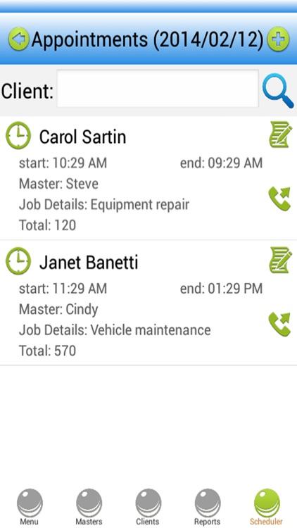 Repair Shop Software screenshot-4