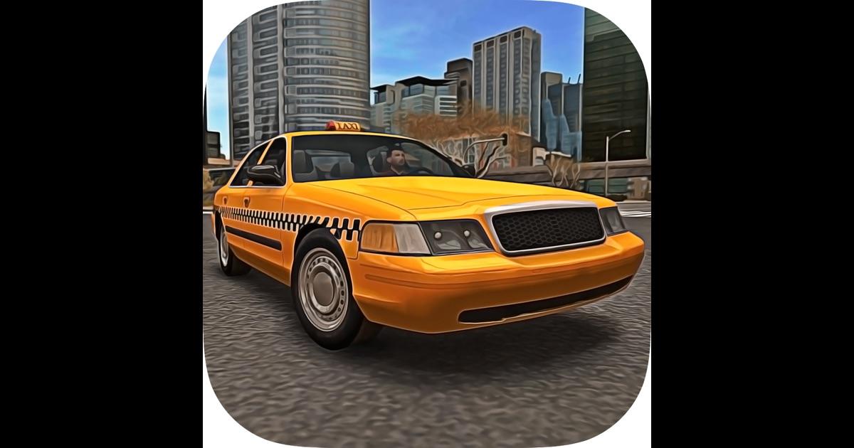 sims taxi 4
