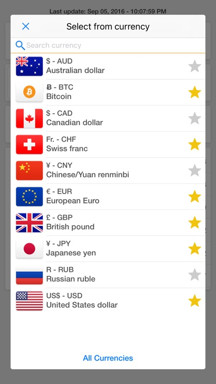 Easy Currency Converter: FOREX
