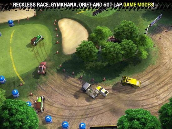 Скачать игру Reckless Racing 3