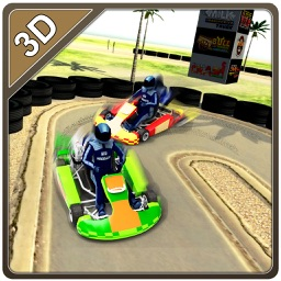 Kart Racing Simulator & Car Extreme Drift Drive