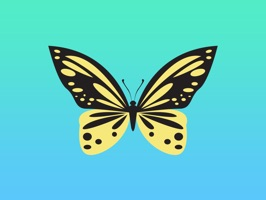 Butterfly Sticker Pack is the hottest new sticker pack on iOS 10