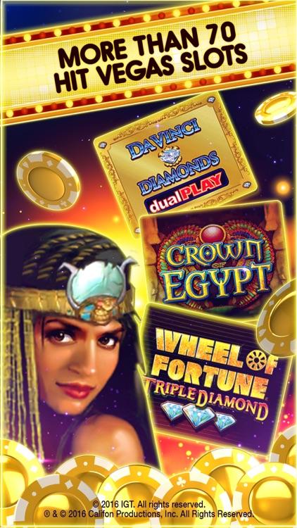 DoubleDown Casino & Slots  – Vegas Slot Machines! app image