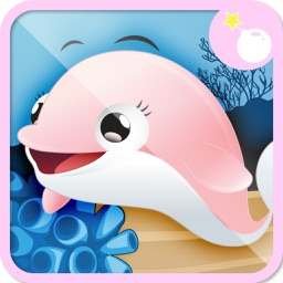 Boto the Pink Dolphin 2 for iPhone