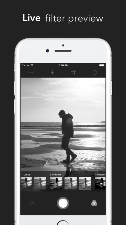 Blaak - Splendid Black & White Camera Photo Pro screenshot-3