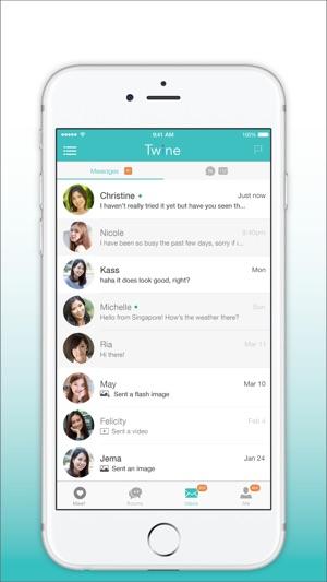 rencontres App iPhone Singapour exemple de profil femelle de rencontre