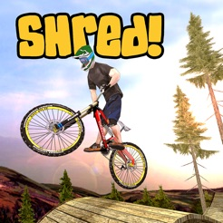 Shred! Downhill Mountain Biking - HD