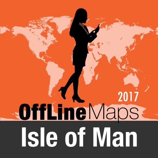 Isle of Man Offline Map and Travel Trip Guide by OFFLINE