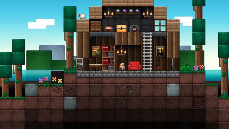 Junk Jack Retro screenshot-2