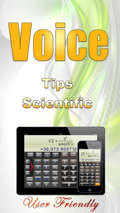 Calculator! Voice & Effect
