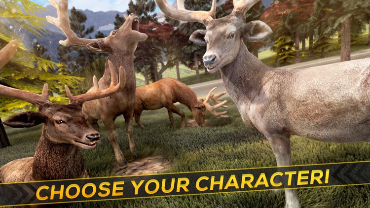 Deer Simulator 2016 | My Deer Animal Game by FREESTYLE ...