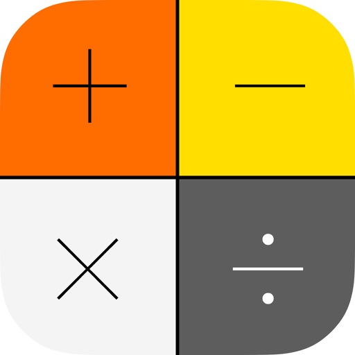 Calculator HD Pro for History, Calculation