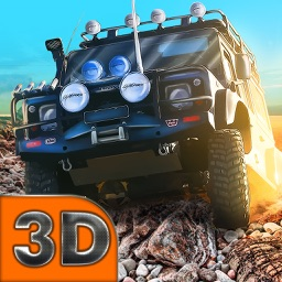 Offroad SUV Driving Simulator 3D Full