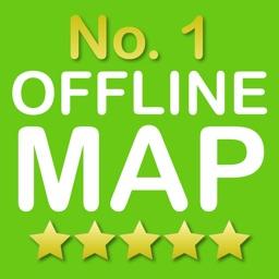 Umbria No.1 Offline Map