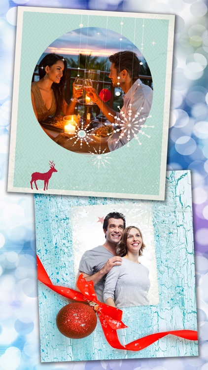 New Christmas Photo Frames & Picture Editor - Pro