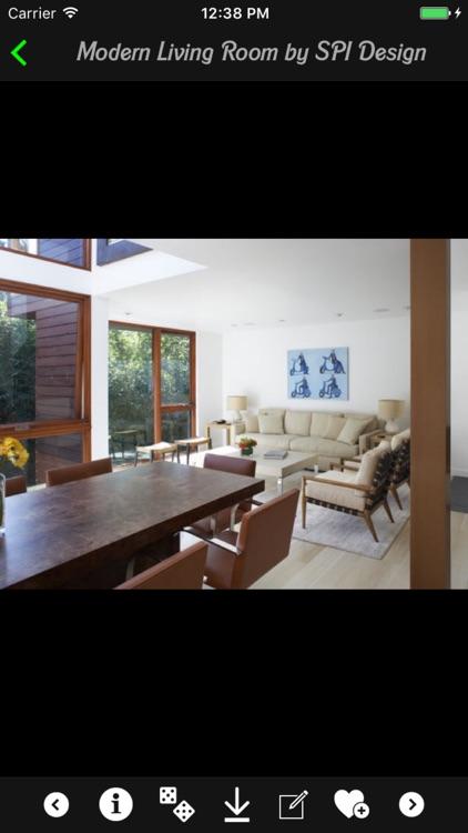 Living Rooms Inspiration screenshot-4