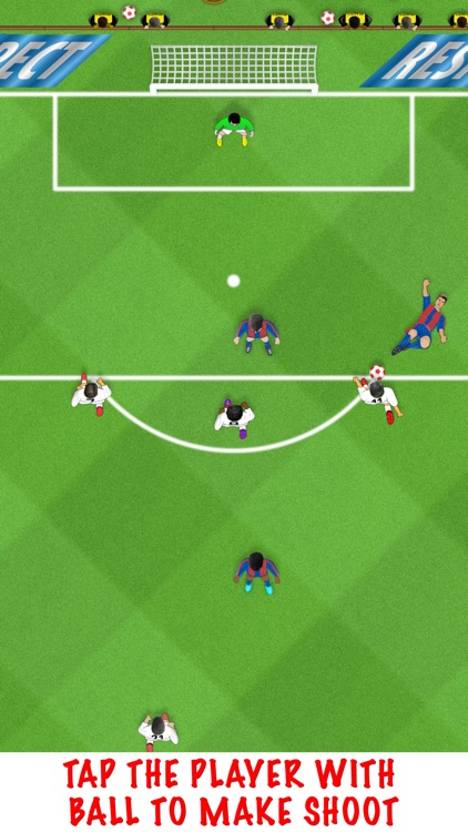 Galactic Trident - play funny soccer