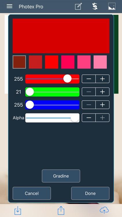 Photex Basic - Text on Photos screenshot-3