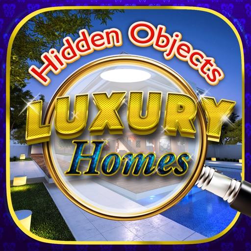Hidden Objects Luxury Homes - Seek & Find Games