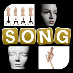 Mega 4 Pics 1 Song