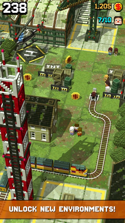 Tracky Train screenshot-2