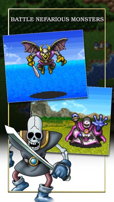 DRAGON QUEST II Screenshot