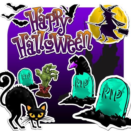 Halloween Photo Editor – Horror Camera Stickers