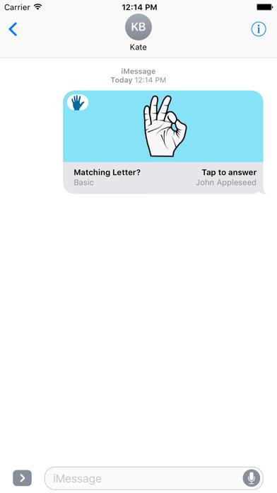 Send Signs screenshot three